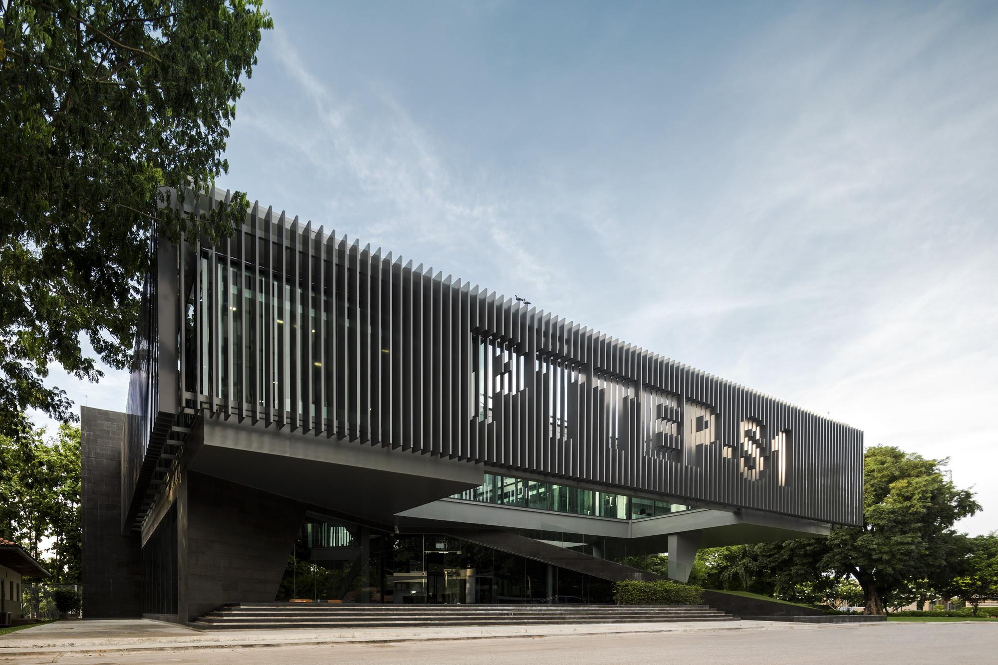 PTTEP-S1 Office