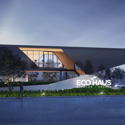 Eco space 5 clubhouse & gateway