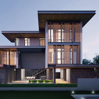W house